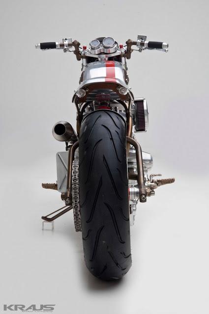 KRAUS MOTOR CO ~ BOLIDE