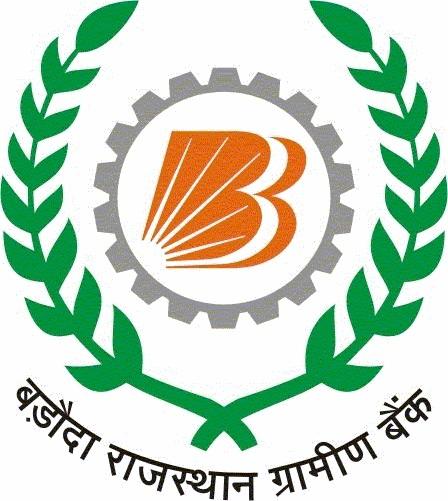 Bank Jobs In India Junior Assistant Posts In National Co: Baroda Rajasthan Gramin Bank Logo