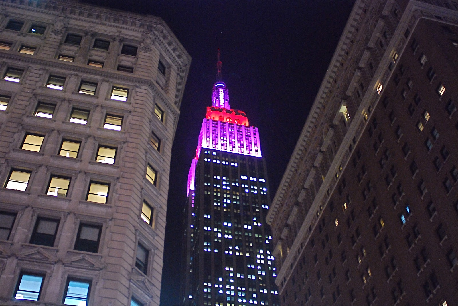 NYC ♥ NYC: Empire State Building Tower Valentine