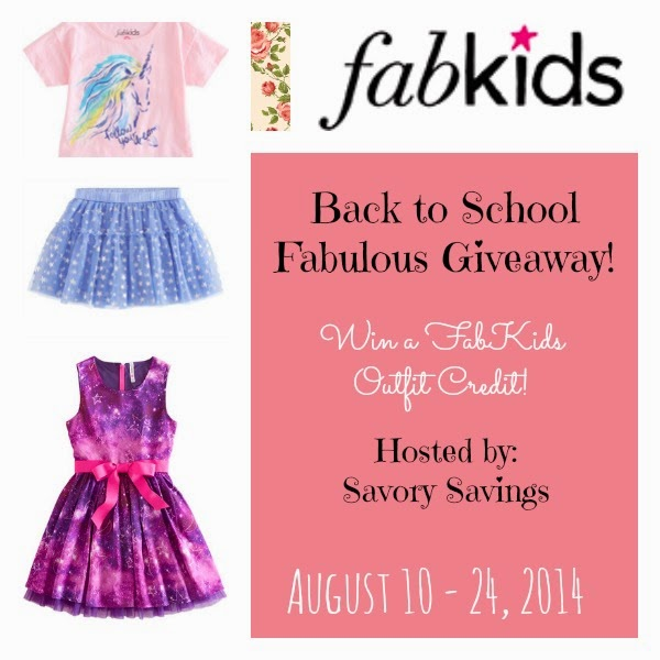 FabKids Giveaway