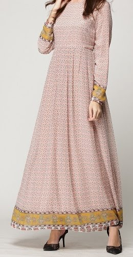 NBH0404 HALILAH MAXI DRESS