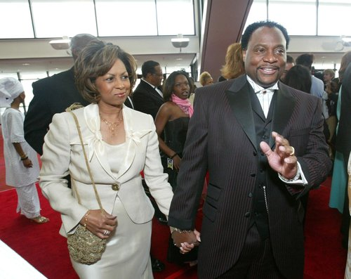Bishop Eddie Long's Wife Files For Divorce!