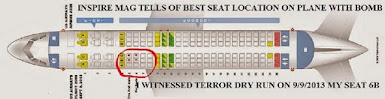 Sarasota Private Investigator Bill Warner Witnessed Terrorist 'Dry Run' on US Airways Flight 2095