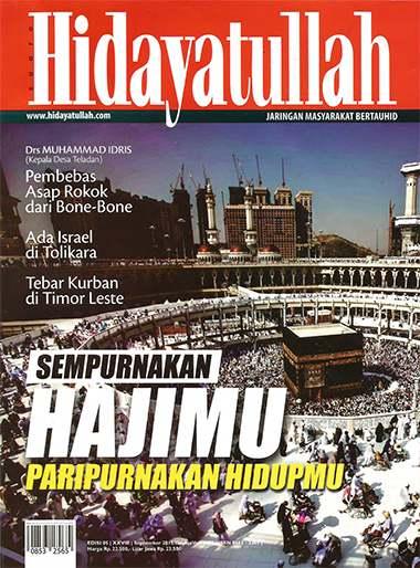 Majalah Hidayatullah Edisi September 2015