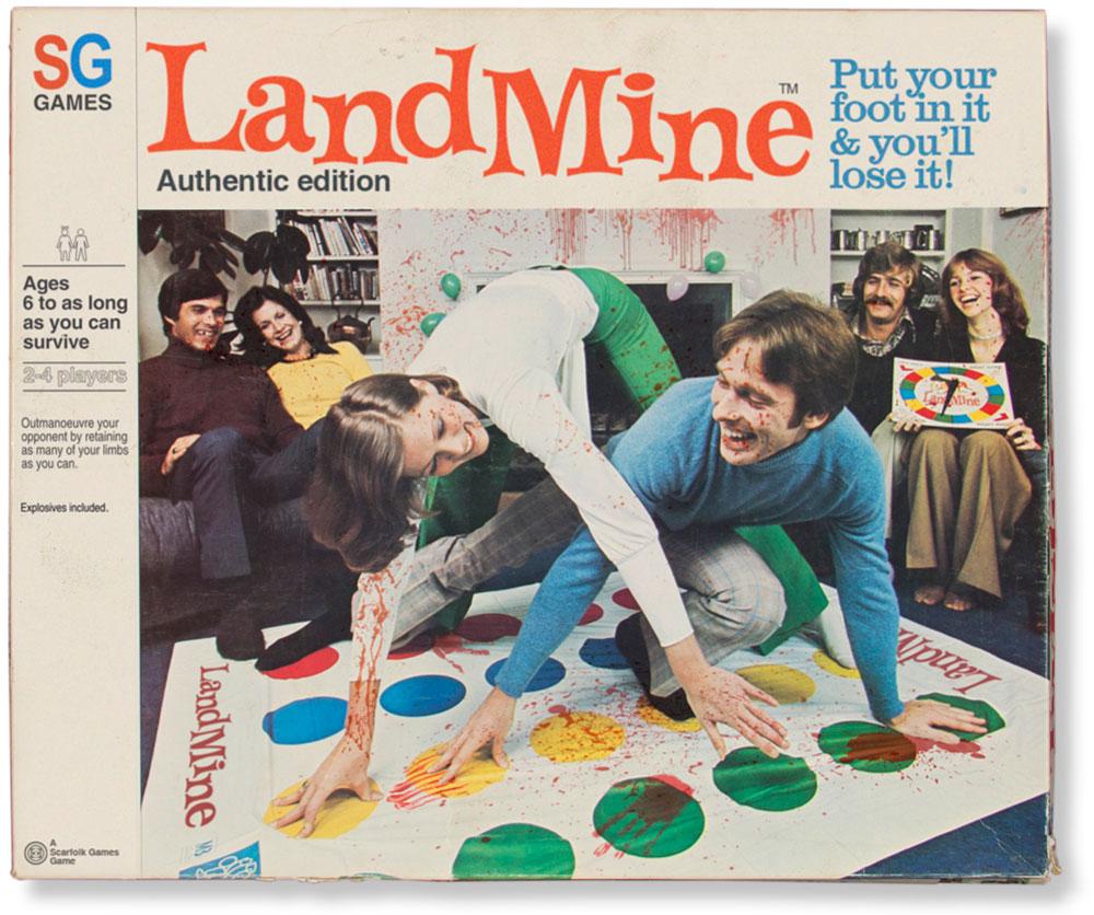 Scarfolk Council: 1970s Games (Various