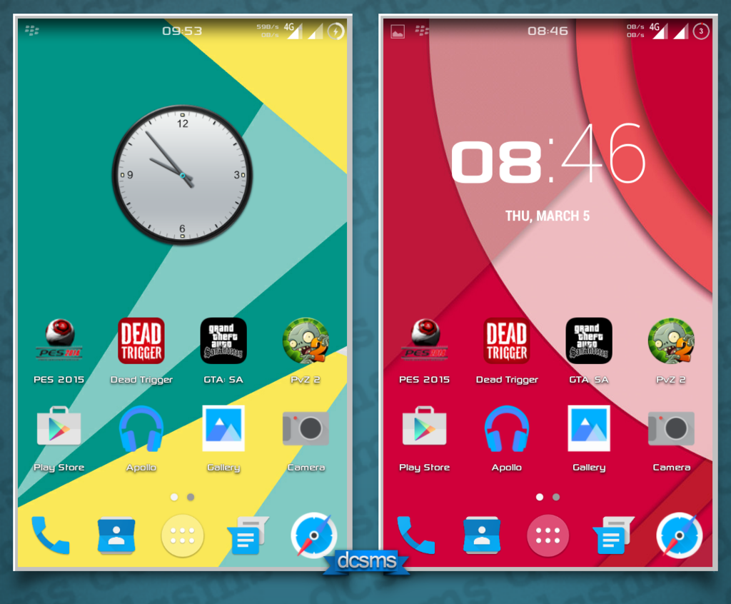 Keren!!! Best Wallpaper Full Material Lollipop & eXperia