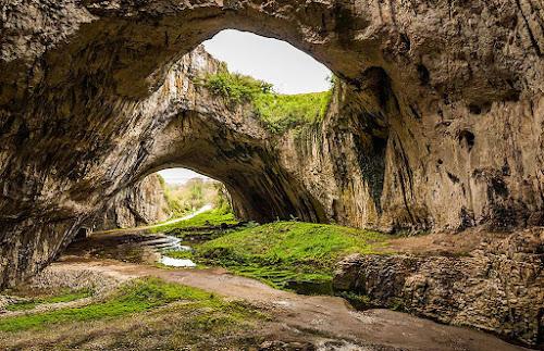 Devetashka cave - Bulgária
