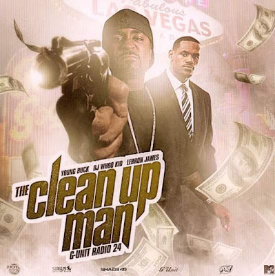 VA-DJ_Whoo_Kid_And_Young_Buck-The_Clean_Up_Man_(G-Unit_Radio_24)-(Bootleg)-2007-OND