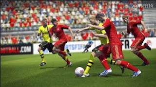 FIFA 14 PC Game Downloaded
