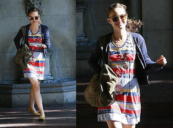 Fashion Life Natalie Portman Style