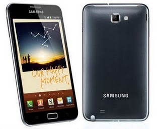 Samsung Galaxy Note 2012