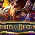 Heroes of Destiny (Game đột phá lối chơi của GLU) cho Lg L3