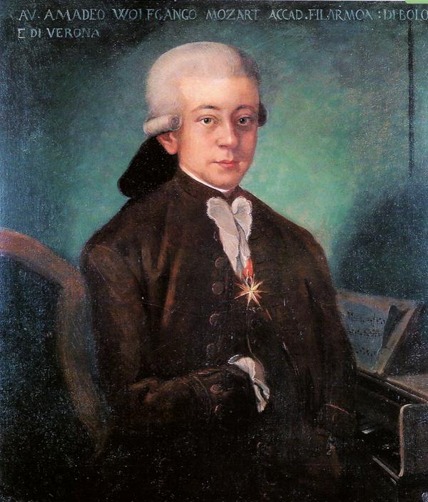 Zitate von Mozart