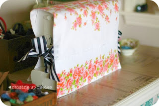 http://www.bearcubcreations.com/2013/01/simple-sewing-machine-cover.html