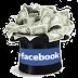 أرتفاع اسهم الفيس بوك مما ادى إلى زيادة سعرة ليتجاوز موقع امزون