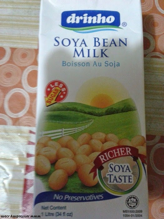 Drinho Soya Bean Milk