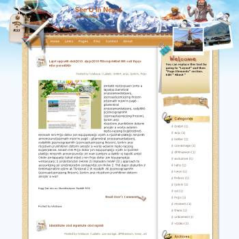 See U in Nepal template blog from wordpress. travel blog template. template blogger travel for blog