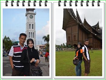 PADANG/BUKITTINGGI - mac 2013