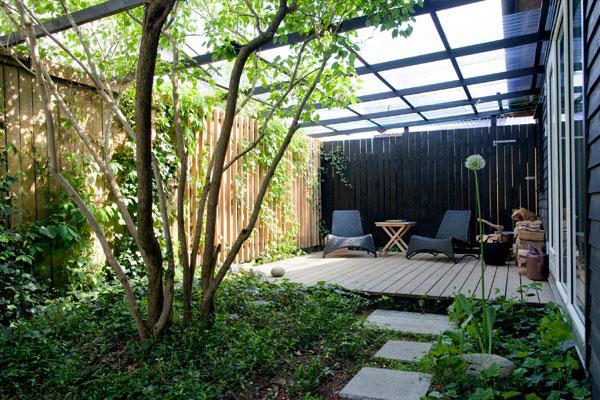 Ã¥pent hus: landskapsarkitektens hage