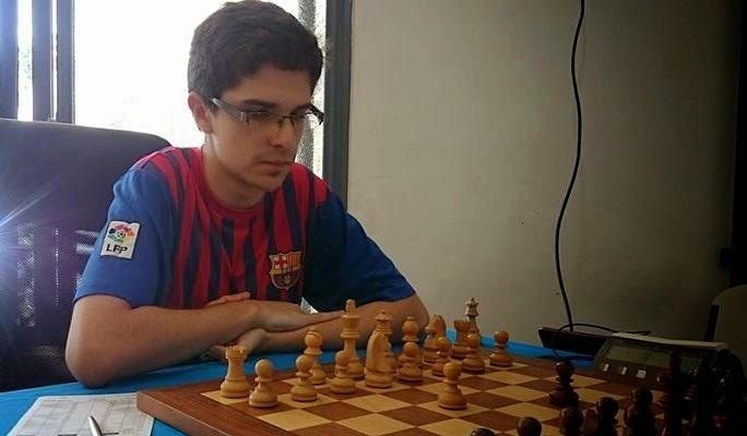 Sergio Durán - Pasión Ajedrez