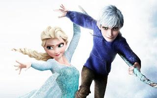 Gambar Elsa dan Jack Forst wallpaper 14