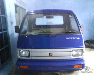 Catatan Harryanku: Jual Mobil Bekas Suzuki Carry Pick Up 1.0 Th 2005