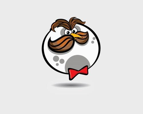 07-Yakushev-Grigory-Group-Photo-Angry-Birds-Mashup-Chrome-Starbucks-Apple-Pepsi-Twitter-Pringles-Nike-Adidas-www-designstack-co