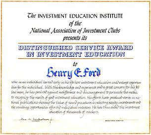 IEI Award