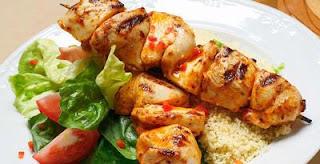Kebab Ayam Panggang