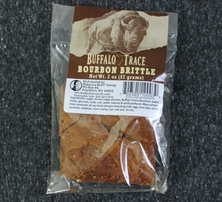 Buffalo Trace Bourbon Brittle
