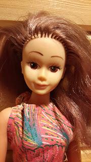 Кристина. кукла 90-х годов