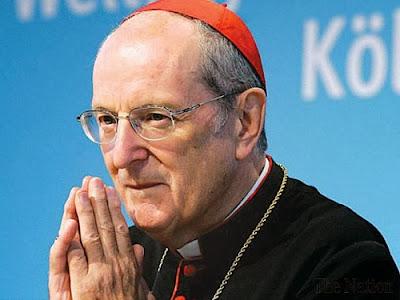Uskup Agung Jerman - Joachim Meisner (foto onislam)