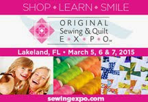 Lakeland Sewing Expo