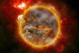 Em 2012, Terra se salvou por pouco de forte tempestade solar