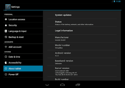 android 4.2.2 on pc