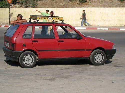 Casablanca Marruecos Taxi