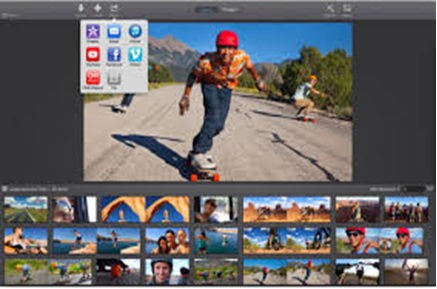 What has iMovie version 10.0.4 in Store for You?
