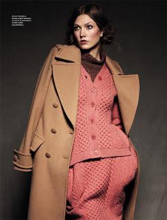 Karlie Kloss Harper's Bazaar 2013 Elbise Modelleri