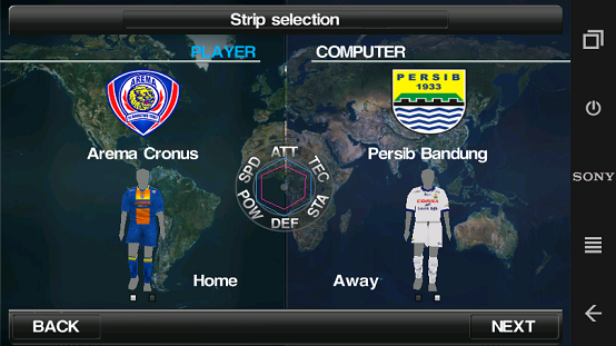 Download Mod PES 2015 APK ISL Full Version Gratis