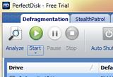 Perfeck Disk Screenshot