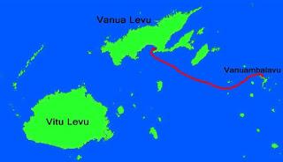 Von SavuSavu nach Vanuambalavu
