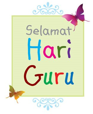 SELAMAT HARI GURU
