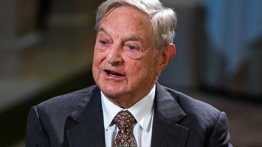 """Rusia melarang Badan Amal Milik George Soros Karena Dianggap Sebagai """"Ancaman Keamanan"""""""
