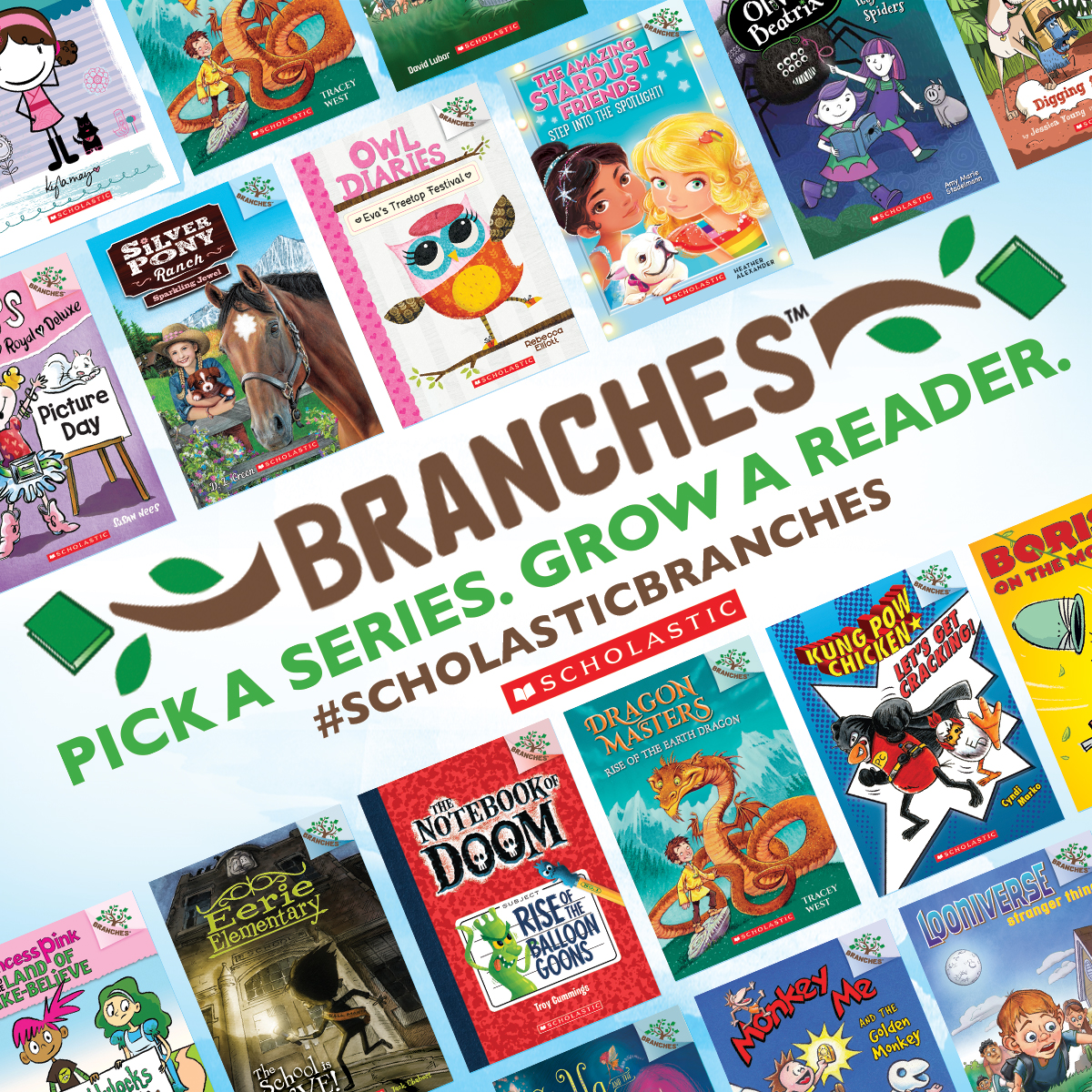 Branches Books