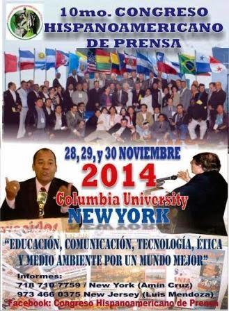 X Congreso Hispanoamericano de la Prensa