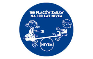 Rozwiązanie konkursu - 100 placów na 100 lat Nivea