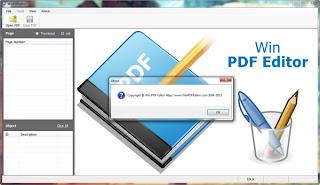 WinPDFEditor 1.0.3 Incl Keygen