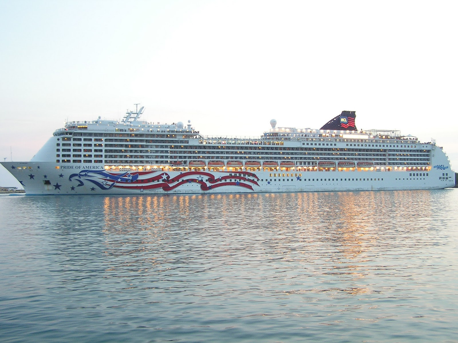 NCL Honolulu Port Submited Images