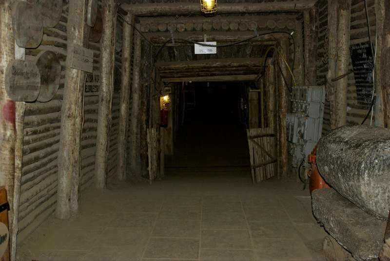 The Bochnia Salt Mine in Bochnia, Poland is one of the oldest salt mines in the world and the oldest one in Poland. The mine was established between the 12th and 13th centuries after salt was first discovered in Bochnia, which also is consider as a beginning of salt mining at this area.