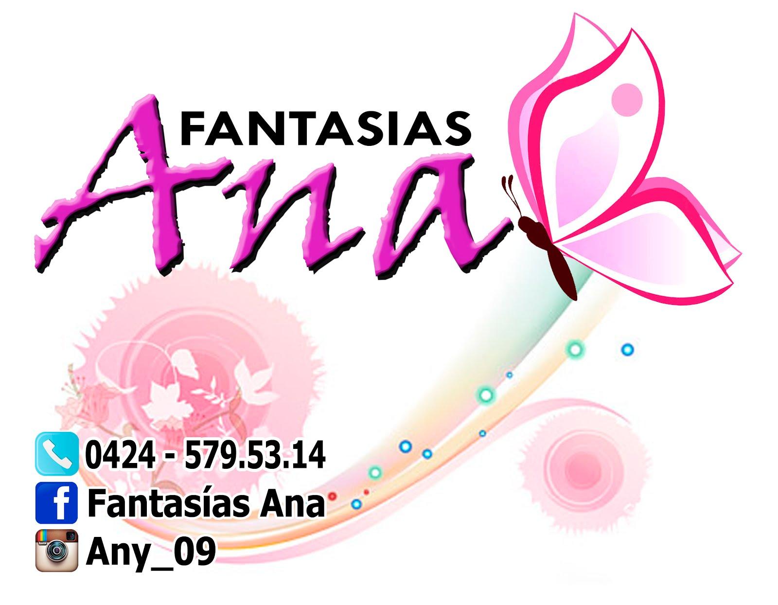 Fantasias Ana